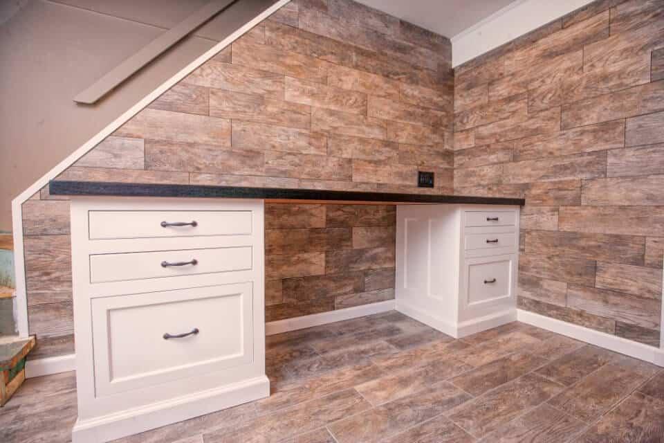 17001 - Desk Build View 2 - Whole Desk