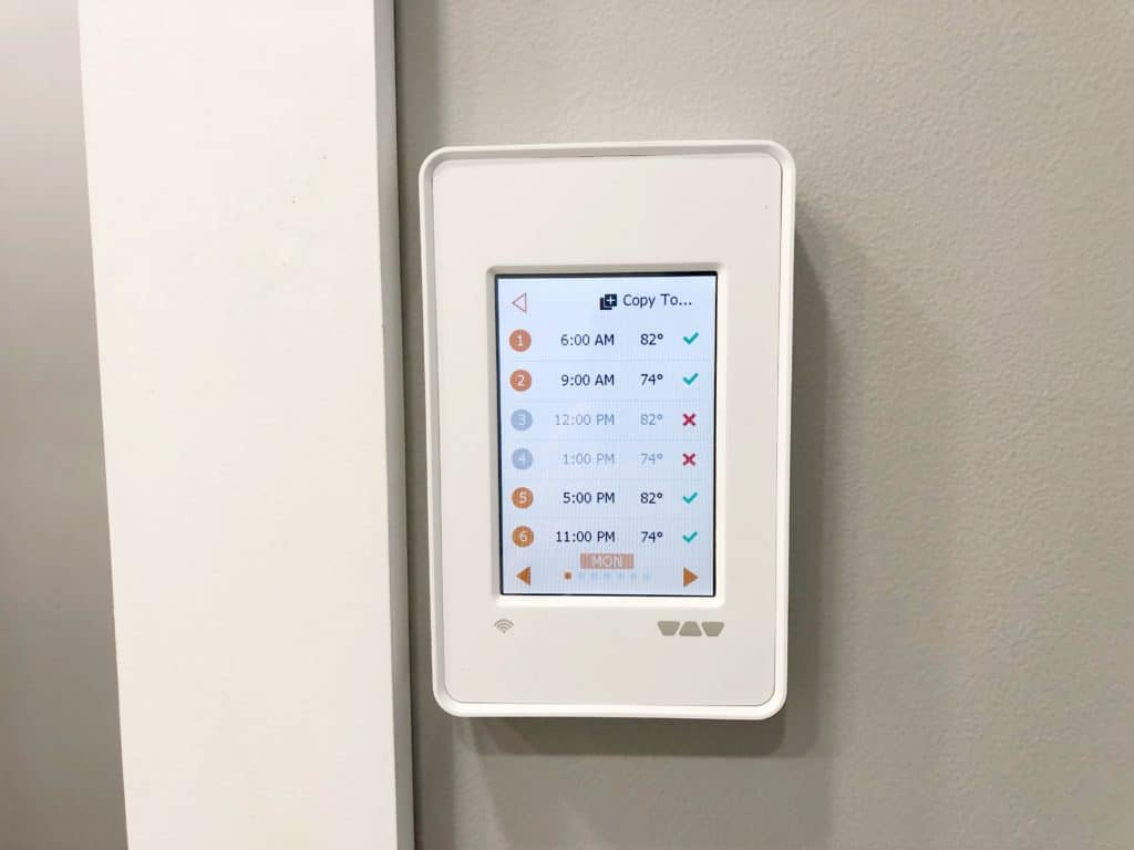 Schluter DITRA-Heat WiFi Thermostat